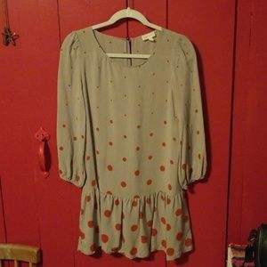 Meadow Rue polka dot dress